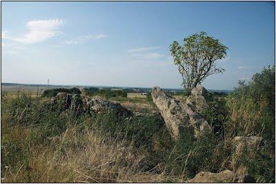 Dolmen de Bernazay