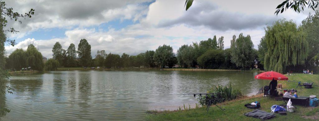 l'étang des Trois Moutiers